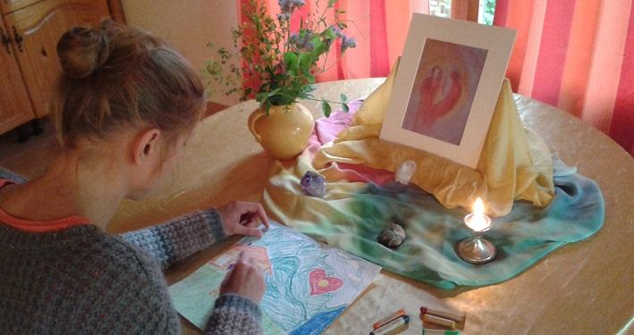 Lebensweg finden mit Hilfe der Märchentherapie